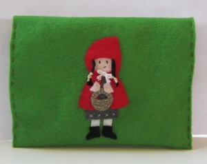 Red Riding Hood pouch