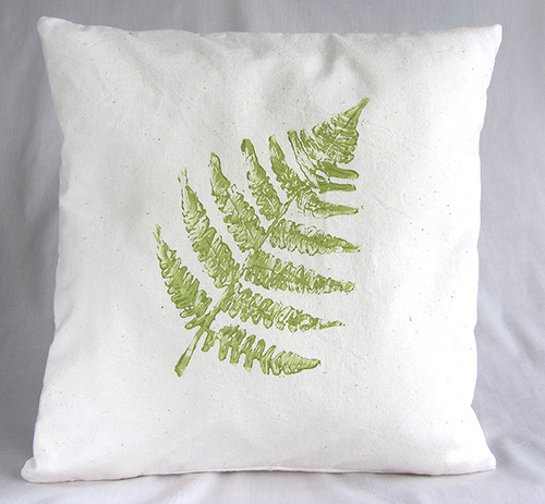 fern-cushion