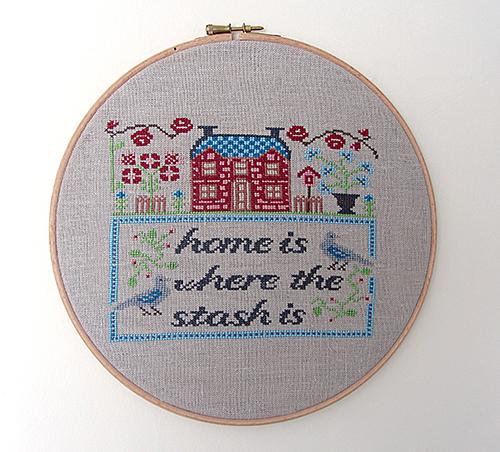 home-x-stitching